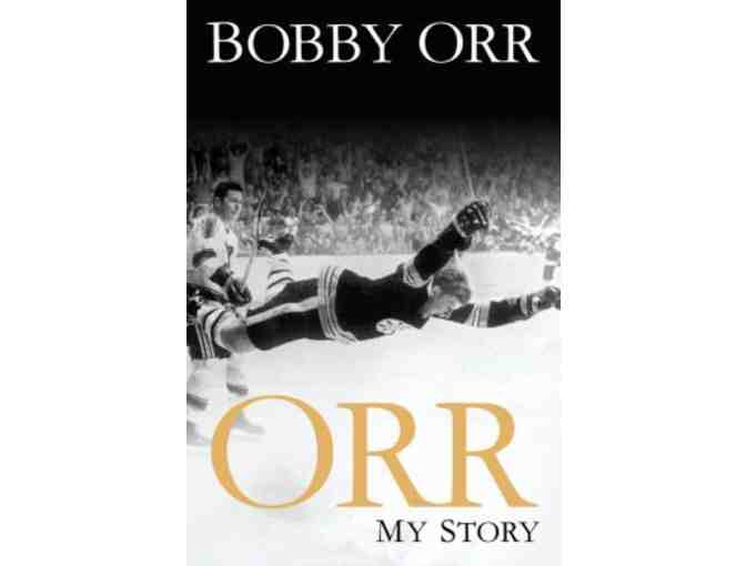 SIGNED BY BOBBY ORR - Orr: My Story
