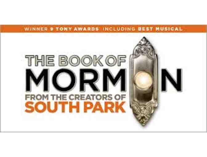 Hottest Ticket on Broadway: 2 TIX TO BOOK OF MORMON! + 2 Grammy Winning Cast Albums!
