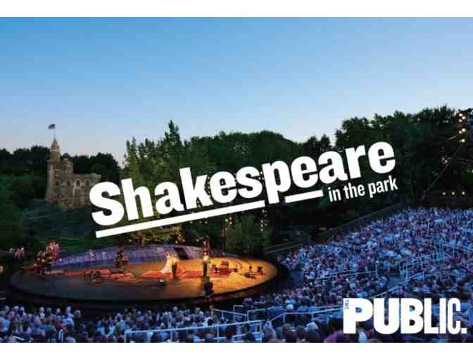 Skip the line - Win Tickets to Shakespeare in the Park!