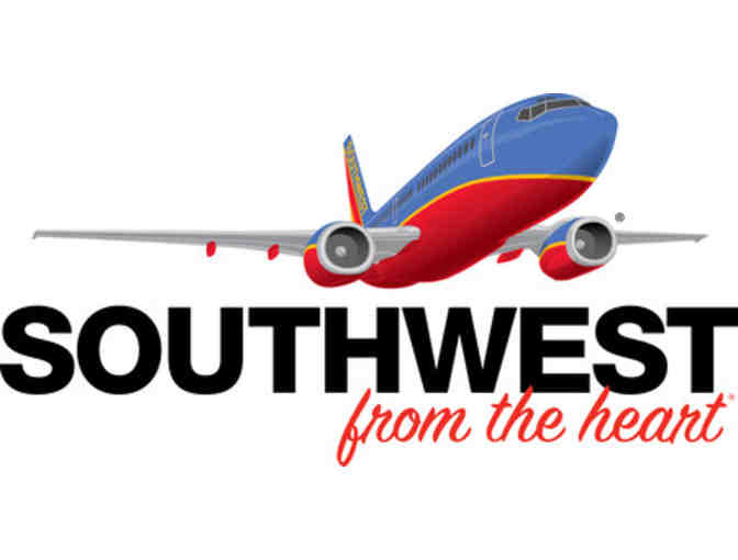 2 Round Trip Southwest Airlines Tickets - Photo 1