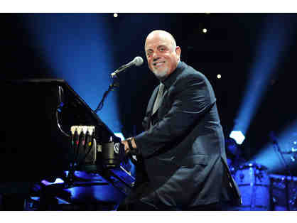 2 Tickets to Billy Joel at MSG - Friday April 14, 2017 - SOLD OUT Show!