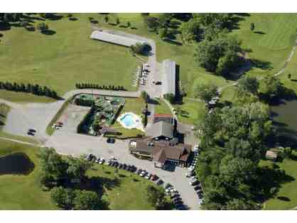 1 Night Stay with 2 Rounds of Golf - Byrncliff Resort & Conference Center - Varysburg, NY
