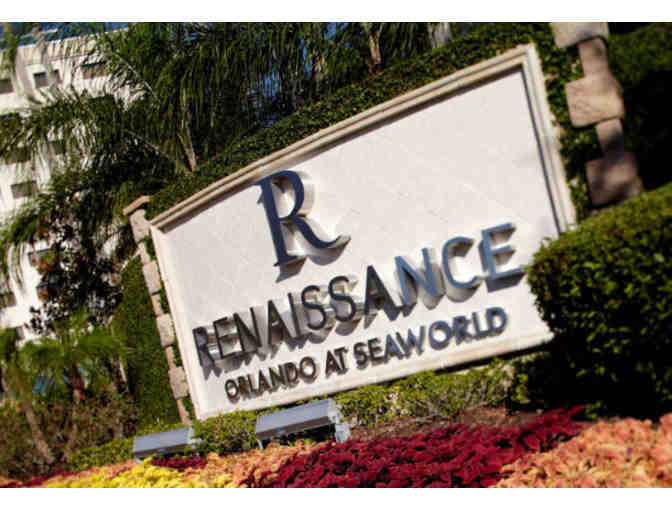 2 Night Stay at Renaissance Orlando Sea World and 4 tickets to Sea World Aquatica! - Photo 1