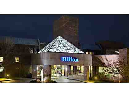 1 Night Stay Hilton Boston/Dedham -including breakfast and GC to Not Your Average Joe's