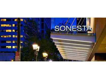 1 Night Stay-Sonesta Philadelphia  & Gift Cards to Ruth's Chris Steakhouse & Couch Tomato