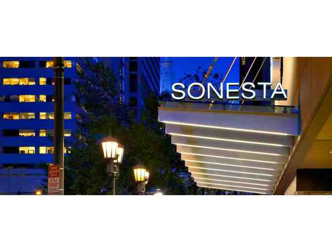 1 Night Stay-Sonesta Philadelphia  & Gift Cards to Ruth's Chris Steakhouse & Couch Tomato - Photo 1