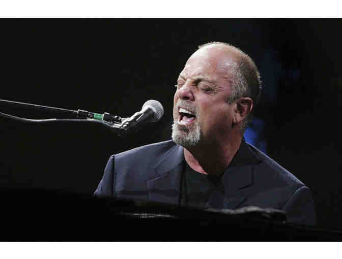 2 Tickets to Billy Joel at MSG - Friday April 13, 2018 - SOLD OUT Show!