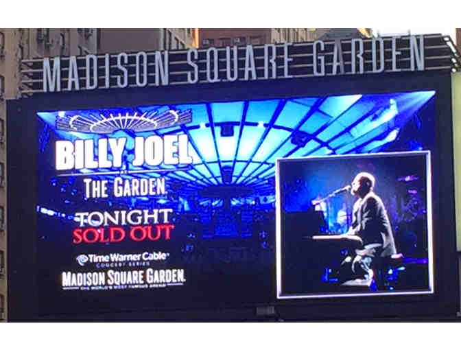 2 Tickets to Billy Joel at MSG - Friday April 13, 2018 - SOLD OUT Show! - Photo 5