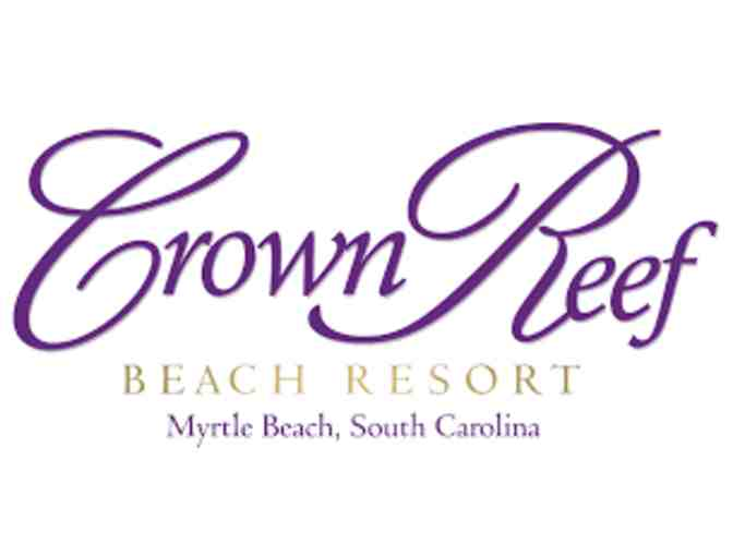 2 Night Stay at Crown Reef Resort & Water Park Myrtle Beach & $100 GC to NY Prime - Photo 4