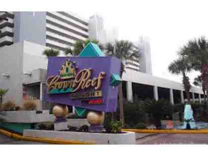 2 Night Stay at Crown Reef Resort & Water Park Myrtle Beach & $100 GC to NY Prime