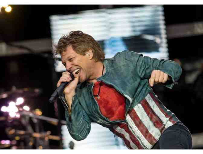 2 Bon Jovi Tickets - This House Is Not For Sale Tour April 7, 2018 - Photo 4