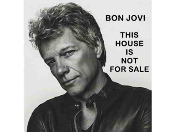 2 Bon Jovi Tickets - This House Is Not For Sale Tour April 7, 2018 - Photo 6