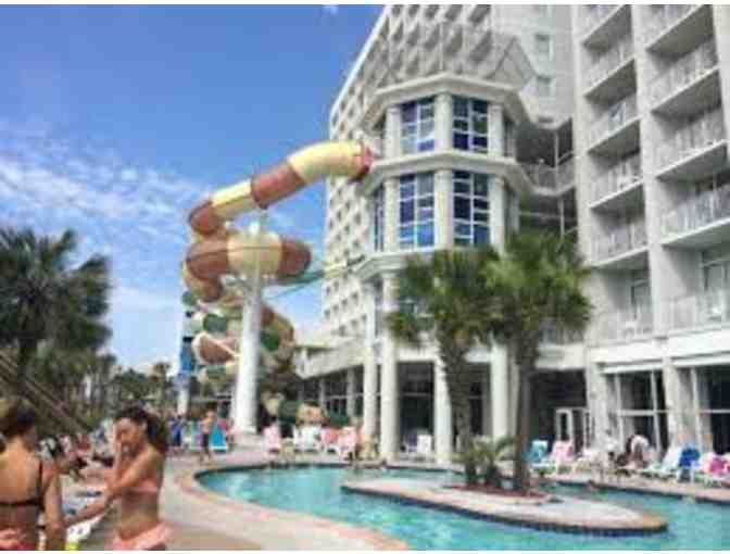 2 Night Stay at Crown Reef Resort & Water Park Myrtle Beach & $100 GC to NY Prime - Photo 2