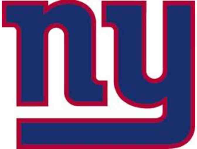4 Lower Level Tickets (EXCELLENT SEATS) to a 2018 NY Giants Home Game with parking pass - Photo 2