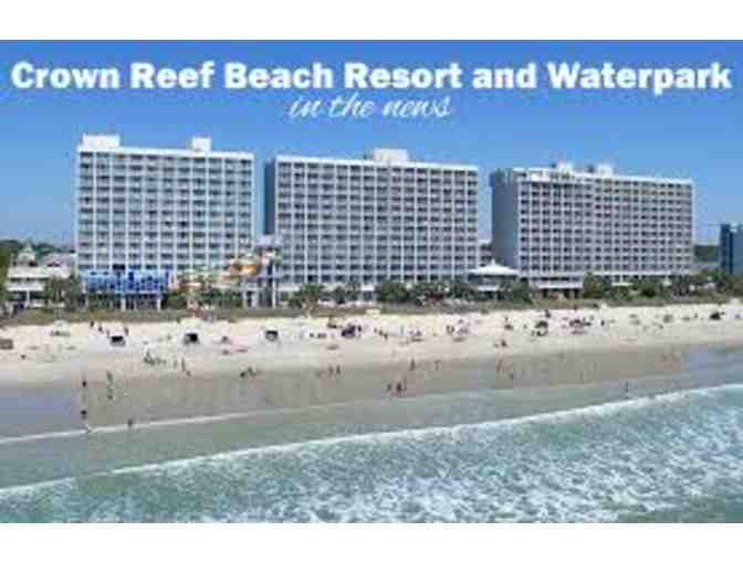 2 Night Stay at Crown Reef Resort & Water Park Myrtle Beach & $100 GC to NY Prime - Photo 3