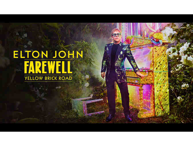 2 Tickets to Elton John: Farewell Yellow Brick Road Tour at MSG 10/19/2018 - Photo 1