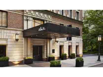 2 Night Stay at AKA Sutton Place New York City!