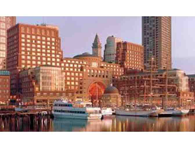 2 Night Stay at the Boston Harbor Hotel - Photo 1