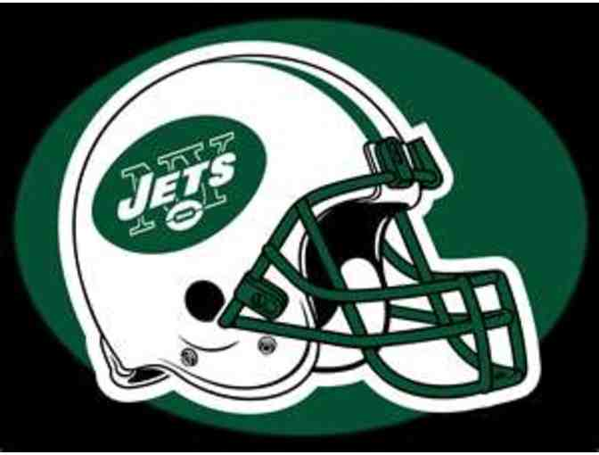 4 Club Section Tickets to a 2018 NY Jets Home Game - Photo 1