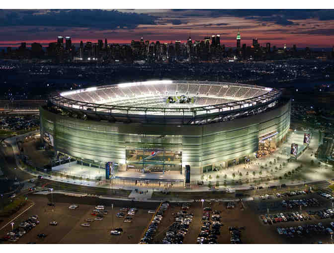 4 Club Section Tickets to a 2018 NY Jets Home Game - Photo 2