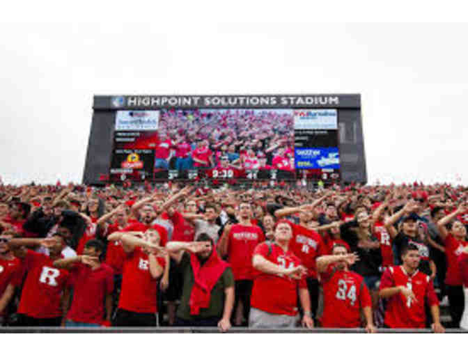 4 Loge Box Seats to a 2018 Rutgers Football Game - Includes Audi Club & Entitlements - Photo 2