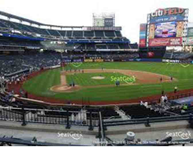 4 Amazing Seats (9th row- Delta Silver) NY Mets vs. Atlanta Braves - Wednesday 5/2/18 - Photo 1