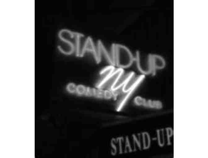 $100 Gift Certificate to The Milling Room & 6 Tickets to Stand Up New York Comedy Club - Photo 3