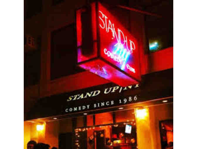 $100 Gift Certificate to The Milling Room & 6 Tickets to Stand Up New York Comedy Club - Photo 4