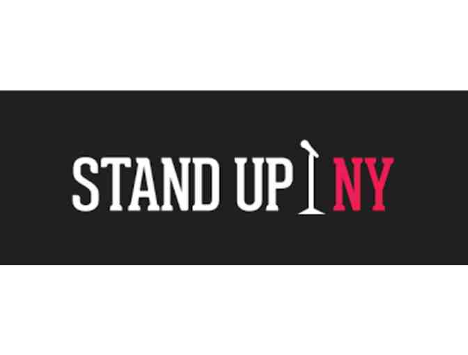 $100 Gift Certificate to The Milling Room & 6 Tickets to Stand Up New York Comedy Club - Photo 5