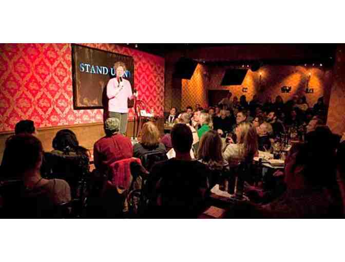 $100 Gift Certificate to The Milling Room & 6 Tickets to Stand Up New York Comedy Club - Photo 6