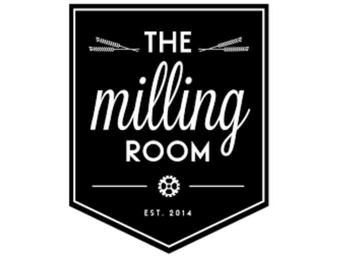 $100 Gift Certificate to The Milling Room & 6 Tickets to Stand Up New York Comedy Club - Photo 2