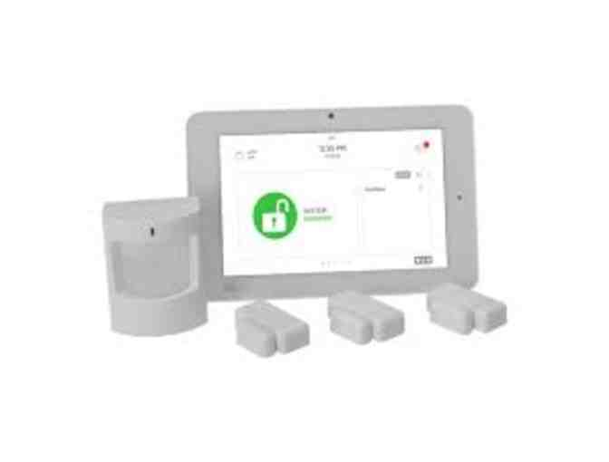 Qolsys IQ2 Wireless Security System with 1 Free Year of Monitoring from Abcode Security