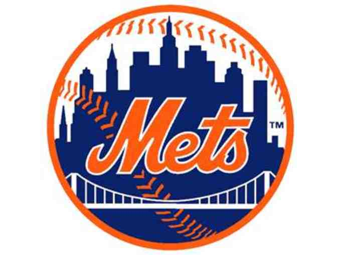 2 Tickets to NY Mets vs. D'Backs - Saturday, May 19th (Includes access to Caesars Club) - Photo 1