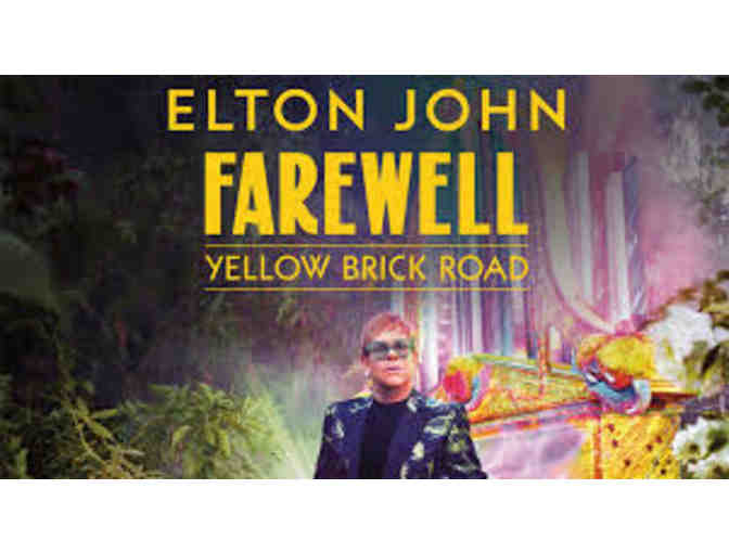 2 Tickets to Elton John: Farewell Yellow Brick Road Tour - Prudential Center March 2, 2019 - Photo 1