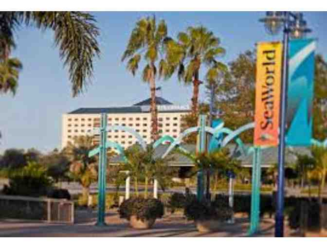2 Night Stay at Renaissance Orlando Sea World and 4 tickets to Sea World Aquatica! - Photo 4