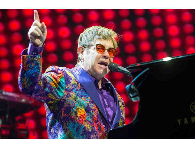 2 Tickets to Elton John: Farewell Yellow Brick Road Tour - Prudential Center March 2, 2019 - Photo 5