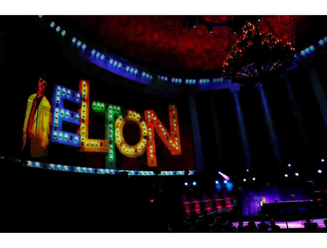 2 Tickets to Elton John: Farewell Yellow Brick Road Tour - Prudential Center March 2, 2019 - Photo 6