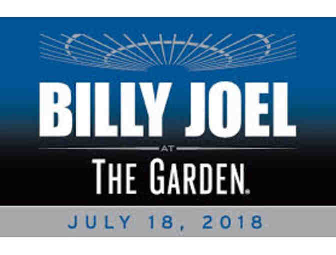 2 Tickets to Billy Joel's 100th Concert at MSG - July 18th - SOLD OUT Show! - Photo 1