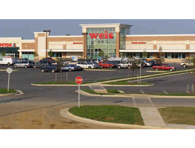 $100 Gift Certificate Weis Markets - Photo 1