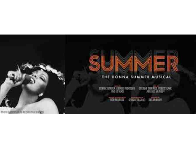 "2 Tickets to  ""Summer"" The Donna Summer Musical on Broadway - Photo 1"