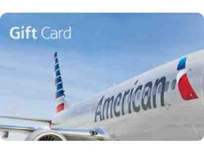 $500 American Airlines Gift Card & $350 Marriott Gift Card