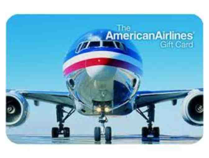 $500 American Airlines Gift Card & $350 Marriott Gift Card - Photo 1