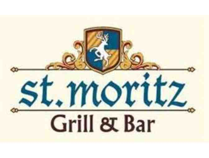$150 Gift Certificate to St. Moritz AND 2 AMC Movie Passes - Photo 2