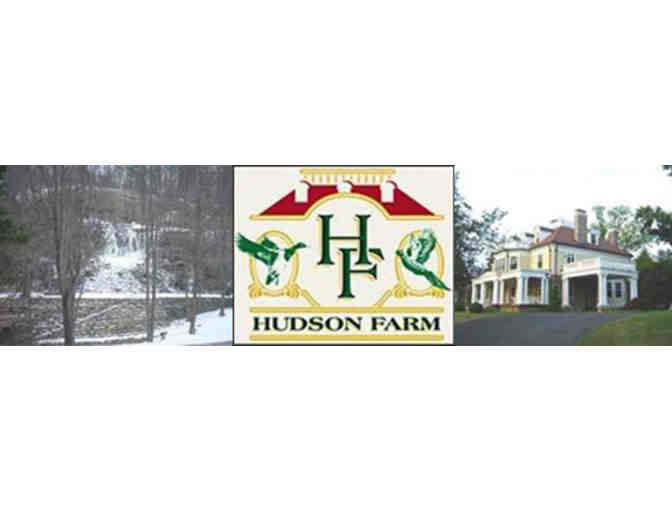 Hudson Farms - Round of 100 Clays for 4 People