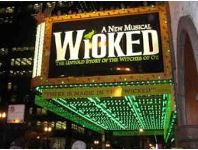 2 Orchestra Tickets to 'Wicked' on Broadway - November 5, 2019 - 7PM