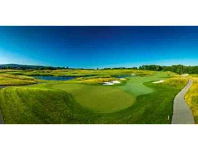 Foursome at Ballyowen or any Crystal Springs course with Day passes for 4
