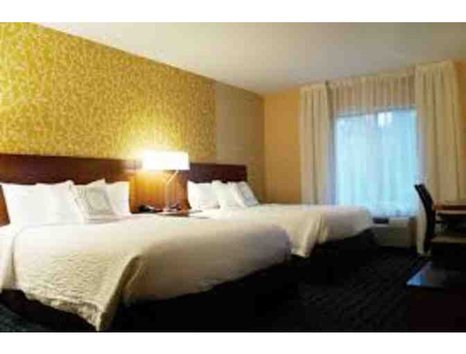 1 Night Stay at The Fairfield Inn - Poconos & 6 Day Passes to Aquatopia Waterpark - Photo 3