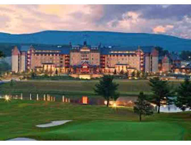 1 Night (Mid-Week) Stay and 2 Tickets to the Buffet at Mt. Airy Casino Resort - Photo 1