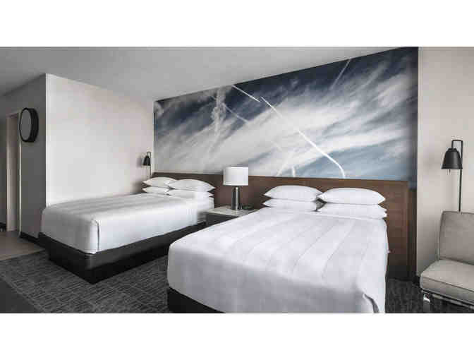 1 Night (Friday or Saturday Stay)  at Marriott - Newark Airport with Breakfast and Parking - Photo 2