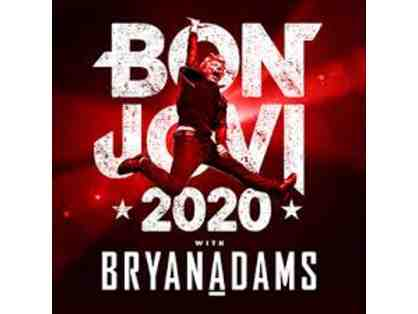 2 Tickets to see Bon Jovi with Bryan Adams at MSG - July 27, 2020